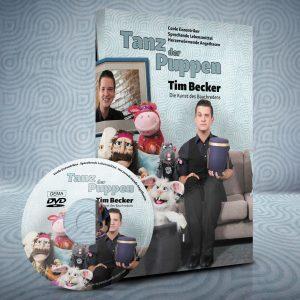 Bauchredner Tim Becker's DVD